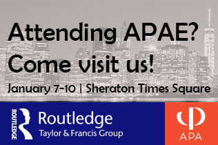 Attending APAE? Come visit us!